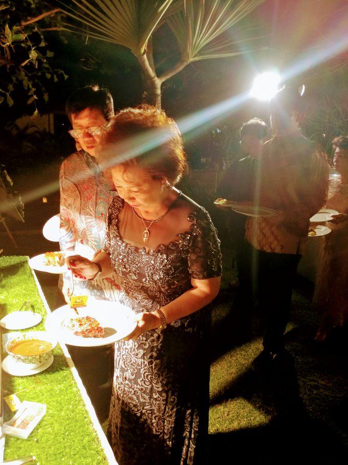 Wedding Donald & Pauline At Sofitel Bali Nusa Dua by Wahaha Pork Ribs - 007