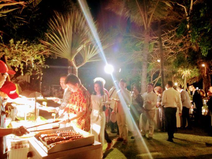 Wedding Donald & Pauline At Sofitel Bali Nusa Dua by Wahaha Pork Ribs - 014