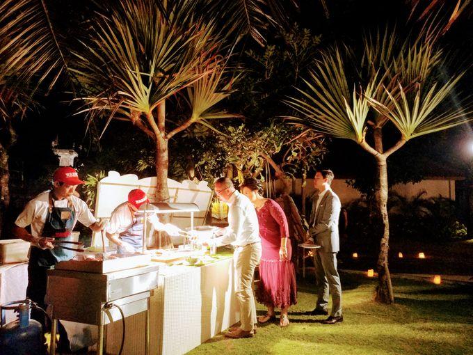 Wedding Donald & Pauline At Sofitel Bali Nusa Dua by Wahaha Pork Ribs - 026