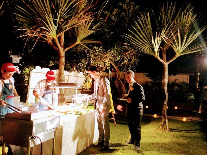 Wedding Donald & Pauline At Sofitel Bali Nusa Dua by Wahaha Pork Ribs - 019