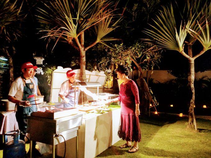 Wedding Donald & Pauline At Sofitel Bali Nusa Dua by Wahaha Pork Ribs - 015