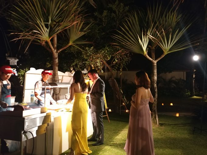 Wedding Donald & Pauline At Sofitel Bali Nusa Dua by Wahaha Pork Ribs - 023
