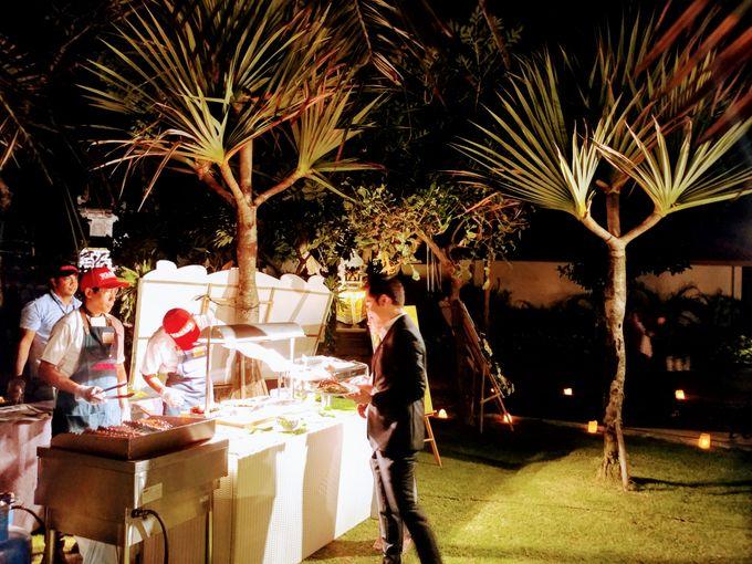 Wedding Donald & Pauline At Sofitel Bali Nusa Dua by Wahaha Pork Ribs - 018