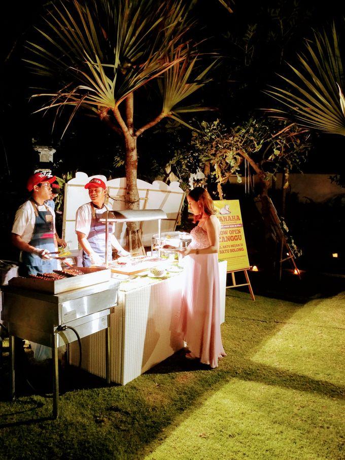 Wedding Donald & Pauline At Sofitel Bali Nusa Dua by Wahaha Pork Ribs - 010