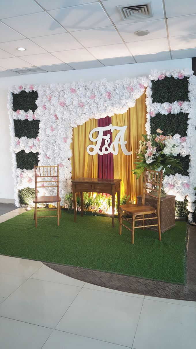 Decoration by IKO Catering Service dan Paket Pernikahan - 007