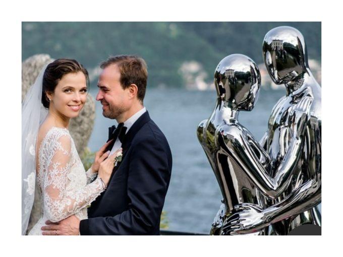VOGUE Wedding by WEDDING BY JOY - MILAN - COMO LAKE - 007