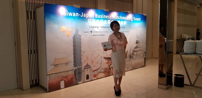 Taiwan Japan  Entrepreneurs Business Matching by MC Mandarin Linda Lin - 002