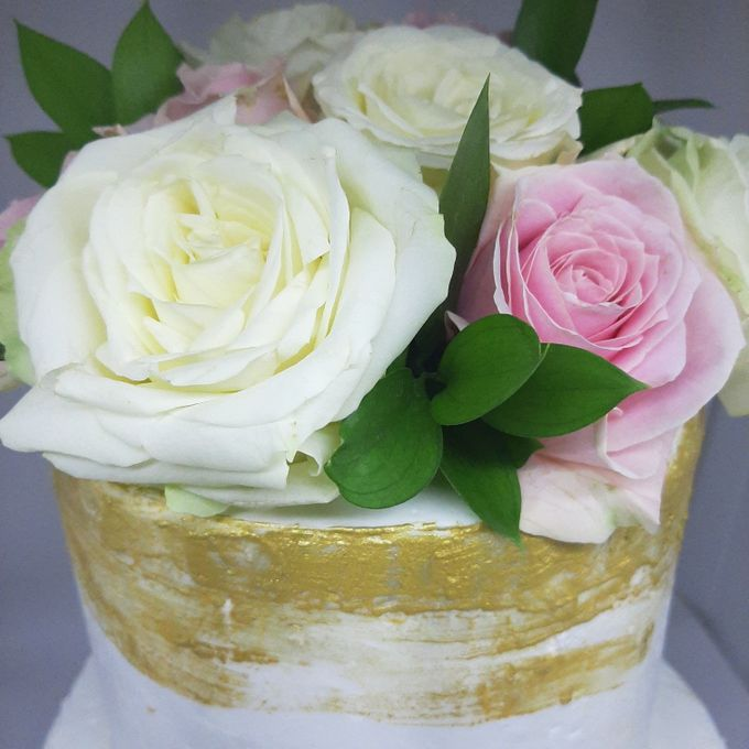 Wedding Cake & Sweet Corner by Moia Cake - 009