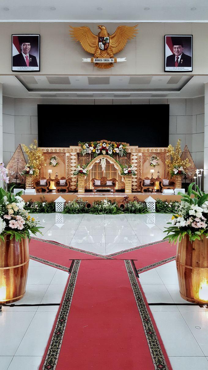 Decoration by IKO Catering Service dan Paket Pernikahan - 005