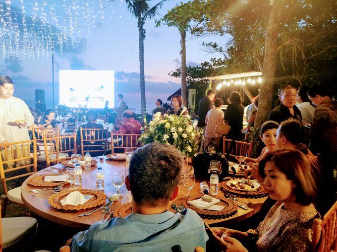 Live Grilled BBQ Station At Villa Ombak Biru by Wahaha Pork Ribs - 031