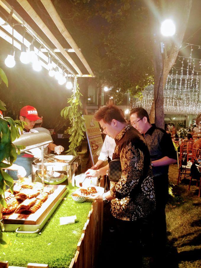 Live Grilled BBQ Station At Villa Ombak Biru by Wahaha Pork Ribs - 004
