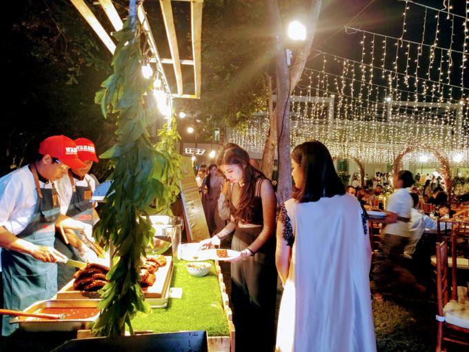 Live Grilled BBQ Station At Villa Ombak Biru by Wahaha Pork Ribs - 032