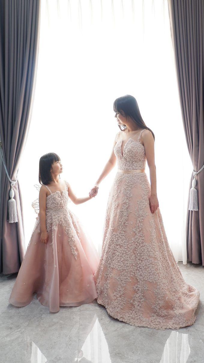 Mom & Kids 3D Dress by METTA FEBRIYAN bridal & couture - 011