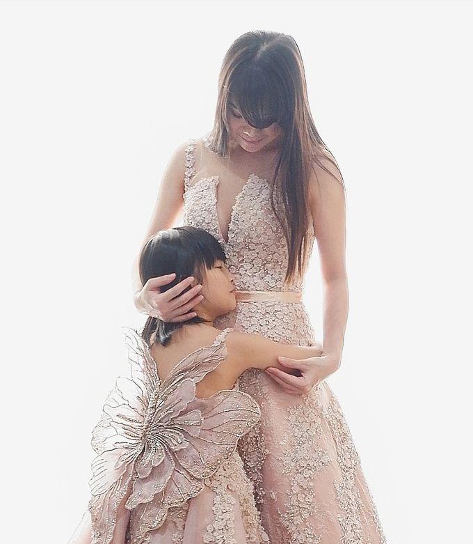 Mom & Kids 3D Dress by METTA FEBRIYAN bridal & couture - 009