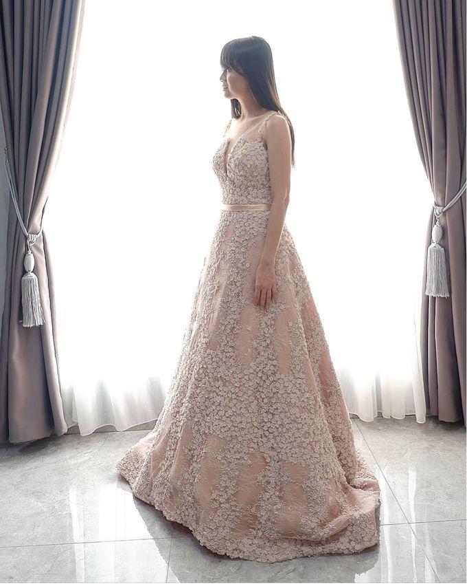 Mom & Kids 3D Dress by METTA FEBRIYAN bridal & couture - 010