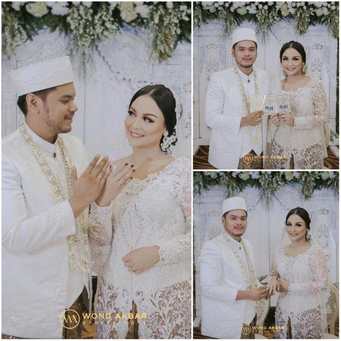 Edhita Aran Akad Nikah by Chandira Wedding Organizer - 027