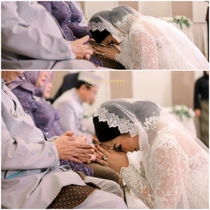 Edhita Aran Akad Nikah by Chandira Wedding Organizer - 019