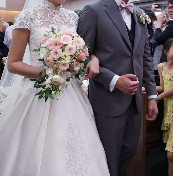 Wedding Of Anton & Vanessa by Dorcas Floral - 007
