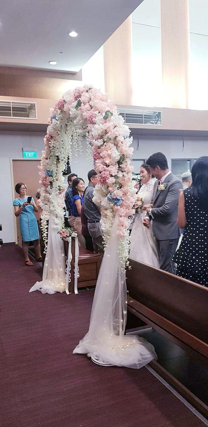 Wedding Of Anton & Vanessa by Dorcas Floral - 004