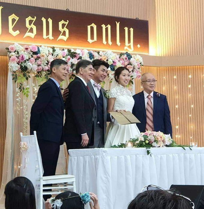 Wedding Of Anton & Vanessa by Dorcas Floral - 002