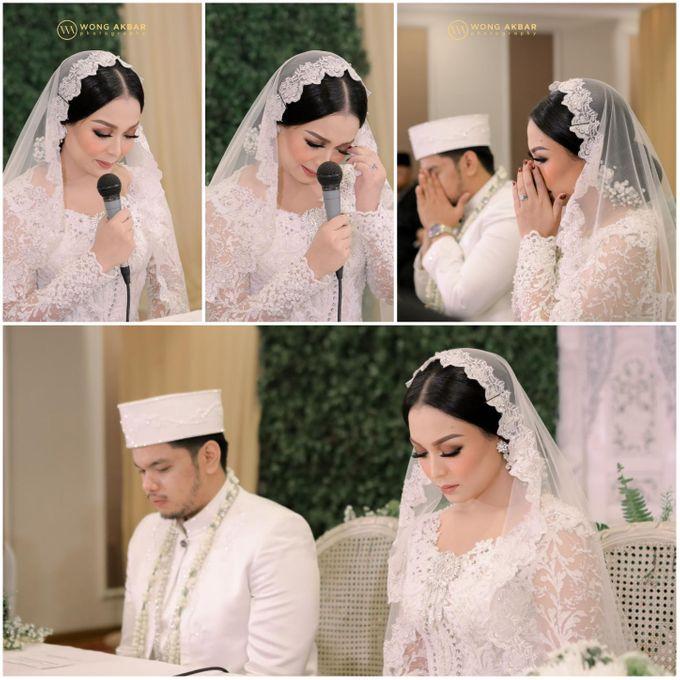 Edhita Aran Akad Nikah by Chandira Wedding Organizer - 028