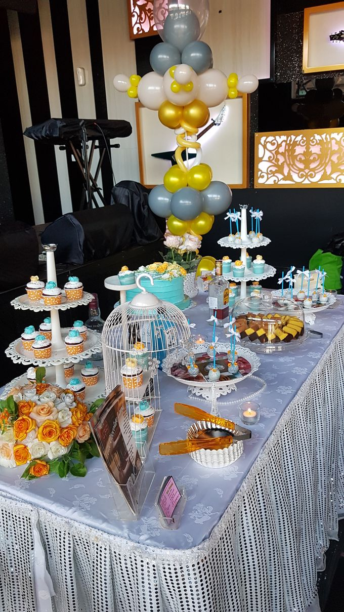 Sweet Corner for Wedding and Birthday by The Chocolate Land - 005