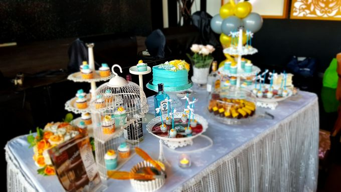 Sweet Corner for Wedding and Birthday by The Chocolate Land - 002