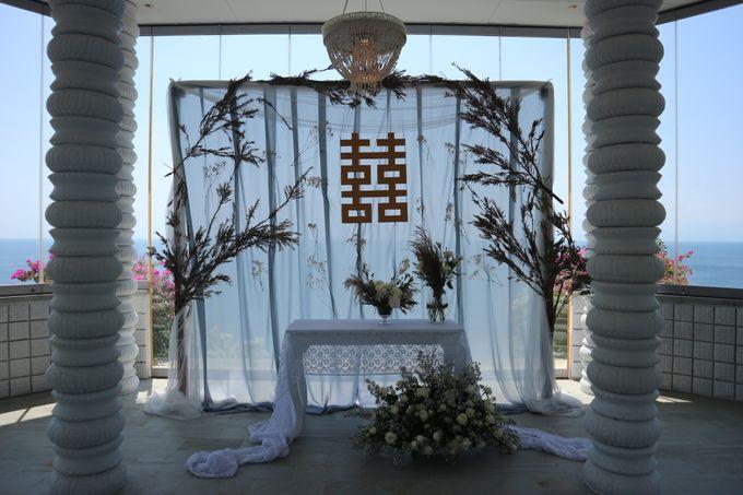 Wedding Johan & Janice - Kamaya Bali 21 Sep 2019 by Bali Rental Tiffany - 011