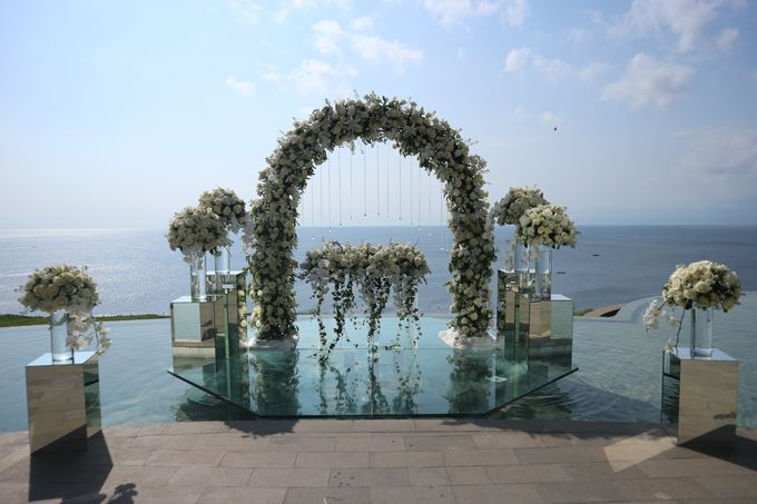 Wedding Johan & Janice - Kamaya Bali 21 Sep 2019 by Bali Rental Tiffany - 006