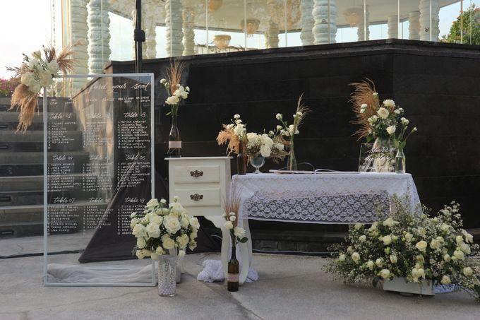 Wedding Johan & Janice - Kamaya Bali 21 Sep 2019 by Bali Rental Tiffany - 012