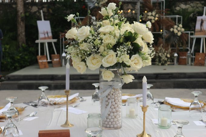 Wedding Johan & Janice - Kamaya Bali 21 Sep 2019 by Bali Rental Tiffany - 005