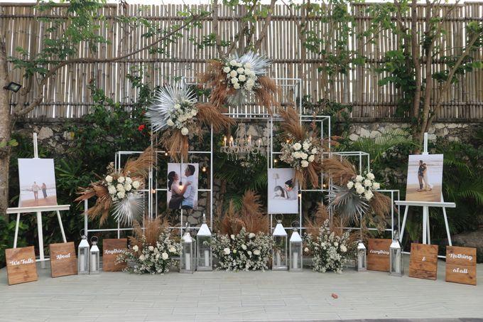 Wedding Johan & Janice - Kamaya Bali 21 Sep 2019 by Bali Rental Tiffany - 010