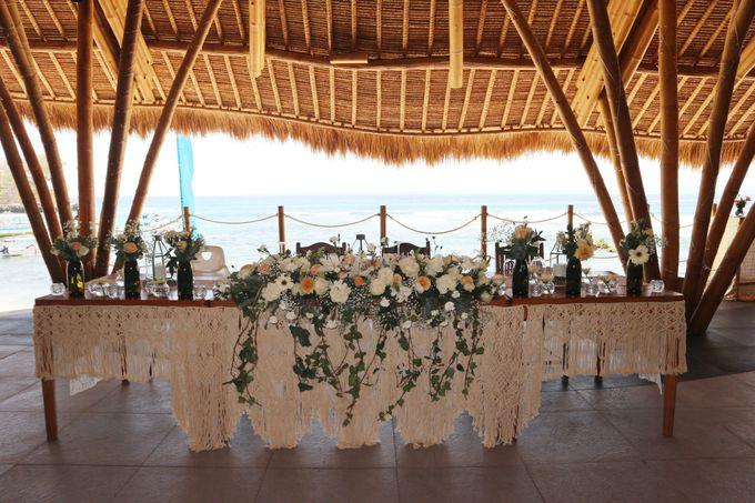 Wedding Bali Hai - Nusa Lembongan 22 Sep 2019 by Bali Rental Tiffany - 003