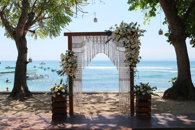 Wedding Bali Hai - Nusa Lembongan 22 Sep 2019 by Bali Rental Tiffany - 005