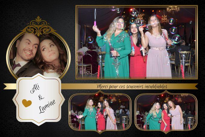 Wedding Lamia & Ali by Selfie Box - 001