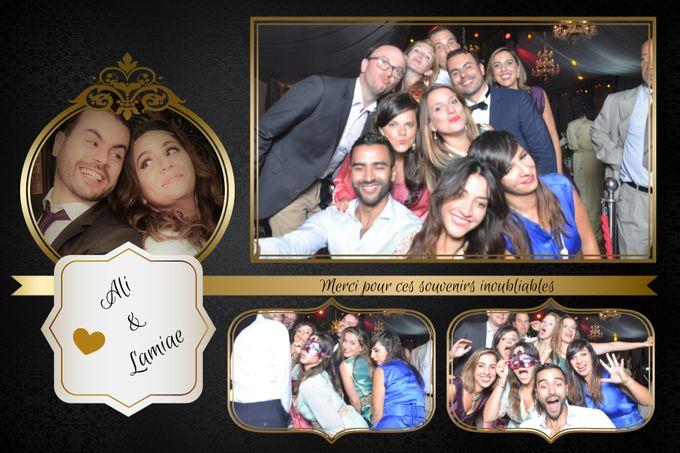 Wedding Lamia & Ali by Selfie Box - 003