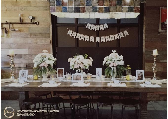 Wanda Bridal Shower by Phalosa Event Decoration & Table Setting - 011
