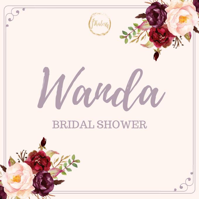 Wanda Bridal Shower by Phalosa Event Decoration & Table Setting - 009
