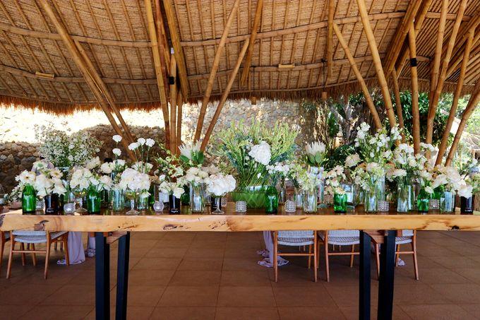 Wedding Bali Hai - Nusa Lembongan 05 oct 2019 by Bali Rental Tiffany - 004