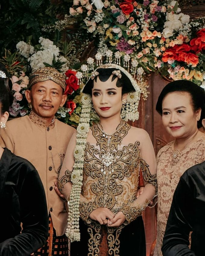 Stefani & Indra Wedding by 24k Organizer - 003