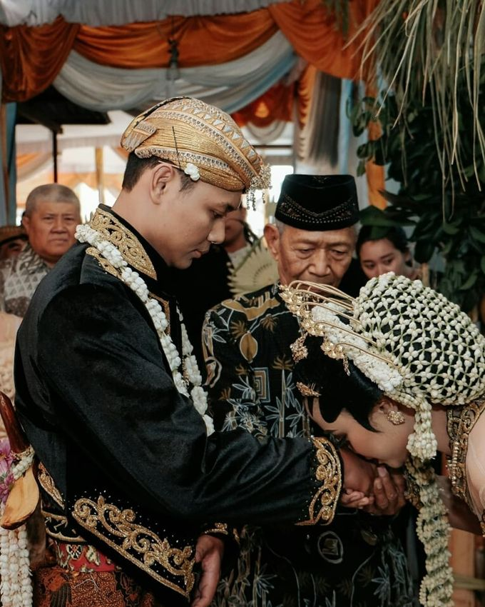 Stefani & Indra Wedding by 24k Organizer - 001