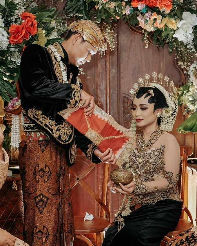 Stefani & Indra Wedding by 24k Organizer - 002
