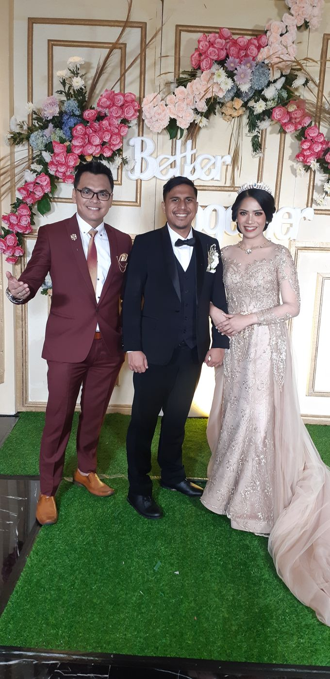 Debby & Bangun Wedding by HENRY BRILLIANTO - 006