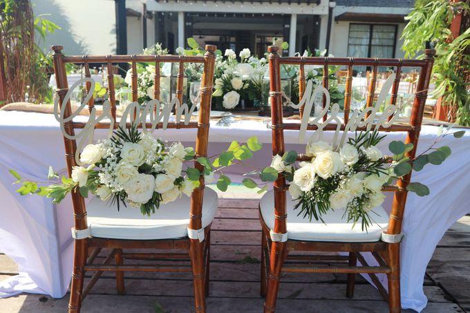 Wedding Nao & Tata - Majapahit Villa 13.10.2019 by Bali Bless Florist - 001