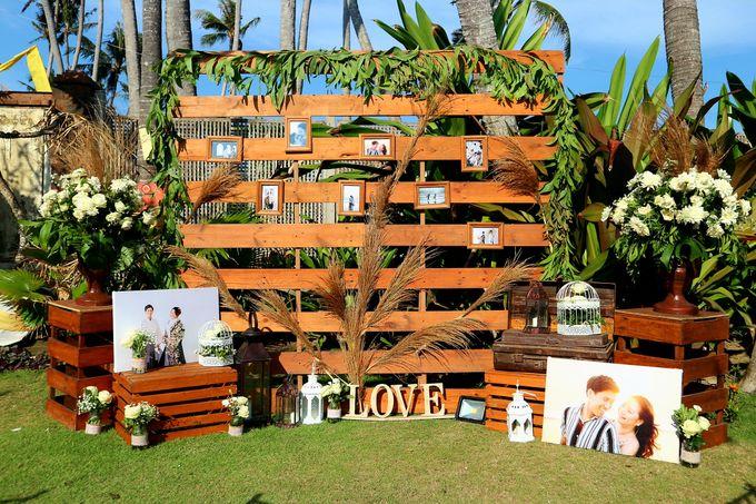 Wedding Nao & Tata - Majapahit Villa 13.10.2019 by Bali Bless Florist - 005