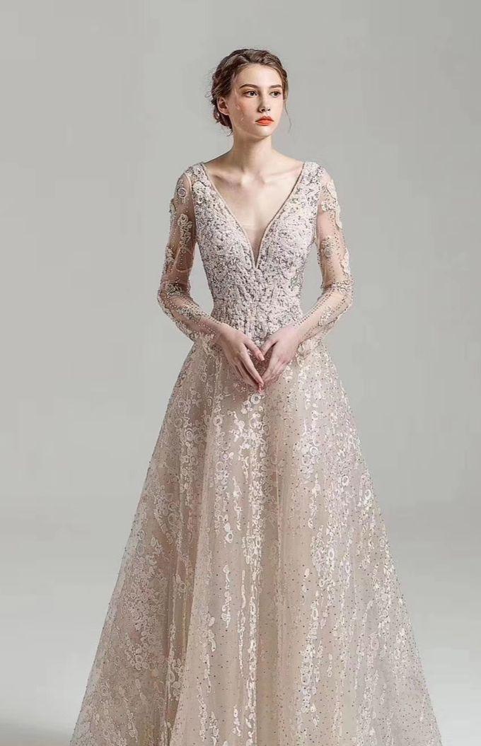 Wedding Dress by Sewa Gaun Pesta - 002