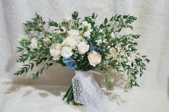 Wedding Alfredo & Jessica 19.10.2019 by Bali Bless Florist - 001