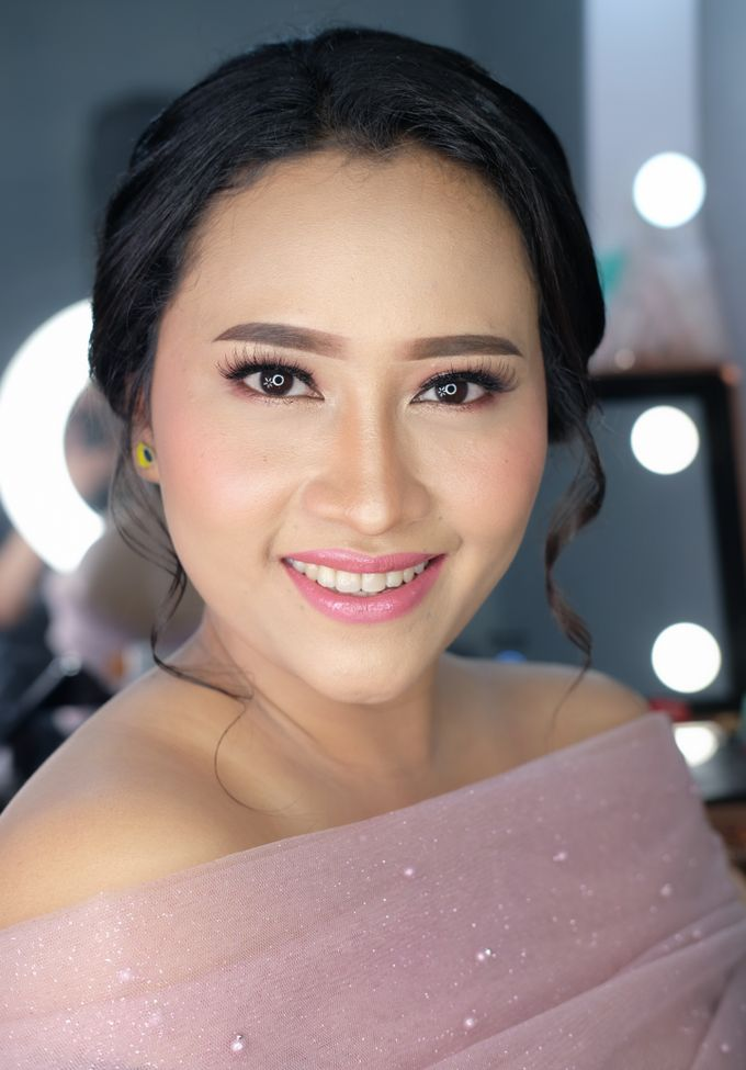 Soft Glam Makeup by Shally Makeup - 008