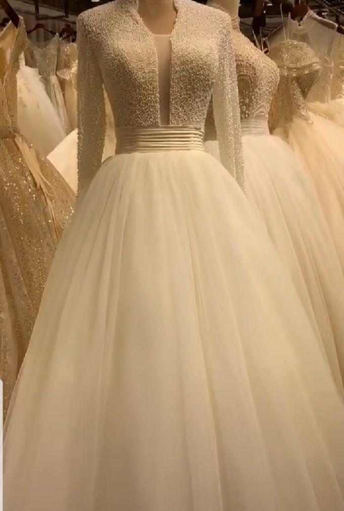 Wedding Dress by Sewa Gaun Pesta - 004