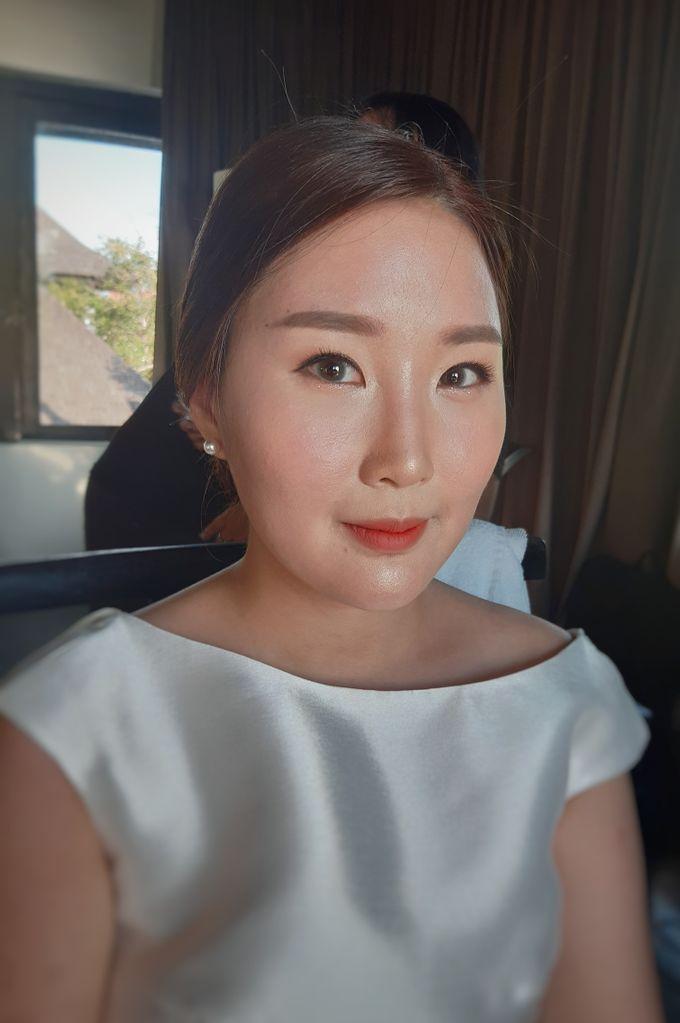 Korean Wedding Make Up by mikUP - 003